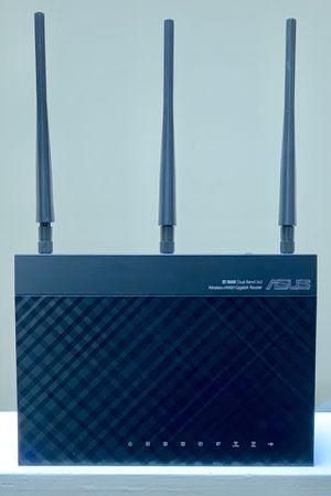 "Asus RT-N66U N900 ""Dark Knight"" Router (Tomato Firmware) for Sale in Auburn, WA"
