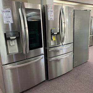 Refrigerator Dishwasher Stove Microwave for Sale in Fort Lauderdale, FL