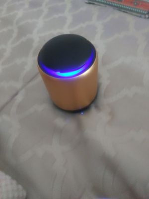 LED Bluetooth speaker for Sale in Washington, DC