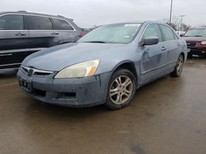 2007 Honda Accord.. (FOR PARTS ONLY) for Sale in Houston, TX