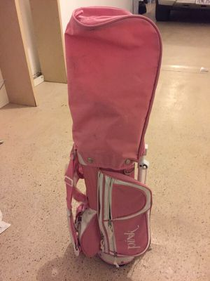 Little girls golf clubs for Sale in Moreno Valley, CA
