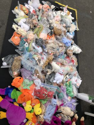 Ty Beanie babies lot for Sale in Long Beach, CA