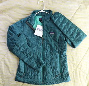 Brand New Patagonia Nano Puff Jacket (S) for Sale in Tualatin, OR