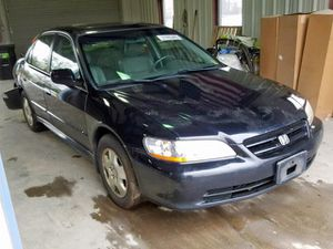 2002 HONDA ACCORD EX 3.0L 037038 Parts only. U pull it yard cash only. for Sale in Hillcrest Heights, MD