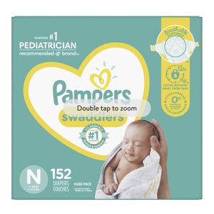 Pampers Diapers For Newborn 152ct (2) for Sale in Brooklyn, NY