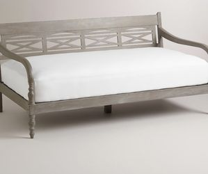 World Market Indonesia Daybed Grey for Sale in Brush Prairie,  WA