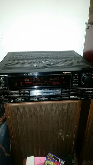 PIONEER VSX-9300 for Sale in Citrus Heights, CA