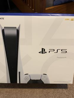 PS5 PlayStation 5 Standard Disc Console for Sale in Sherwood,  OR