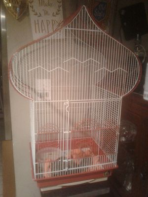 Bird cage like new for Sale in Chicago, IL