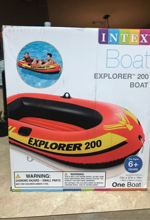 Inflatable boat for Sale in Houston, TX