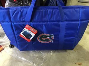 Cooler bag 24 pack new Gator logo for Sale in Kissimmee, FL