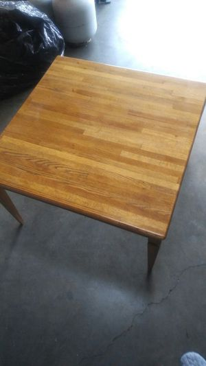 Old maple wood table for Sale in Las Vegas, NV