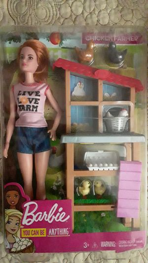 BARBIE FARMER DOLL PLAYSET NEW TOYS $20 ✔✔✔PRICE IS FIRM✔✔✔ for Sale in Huntington Park, CA