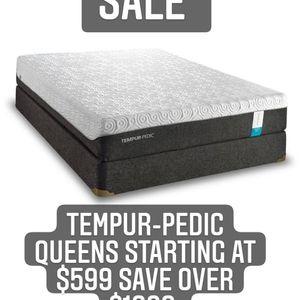 Tempur-pedic for Sale in Eastvale, CA