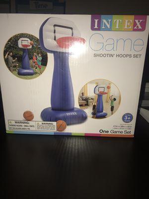 Basketball hoop set for Sale in Hacienda Heights, CA