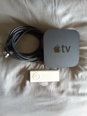 Apple TV 4th Generation, 64gb. ( A-1625 ) Excellent Condition (Pre owner) for Sale in Davie, FL