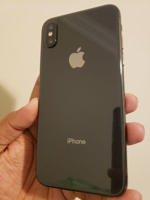 iPhone X , 256 GB , Unlocked for All Company Carrier,  Excellent Condition like New . for Sale in Springfield, VA