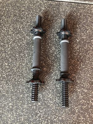 """Dumbbell Weights Handles 1"""" With Spin-lock Collars -Brand New! for Sale in Santa Clarita, CA"""