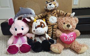 Stuffed animal dolls for Sale in Cumming, GA