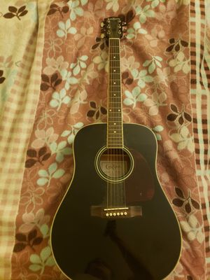 Acoustic guitar for sale for Sale in Buffalo Grove, IL