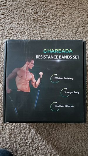 Resistance bands set for Sale in Daly City, CA