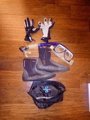 Scubapro gear for Sale in Stone Ridge, VA