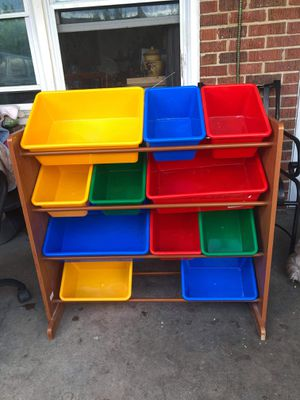 Toy storage bins for Sale in Baltimore, MD