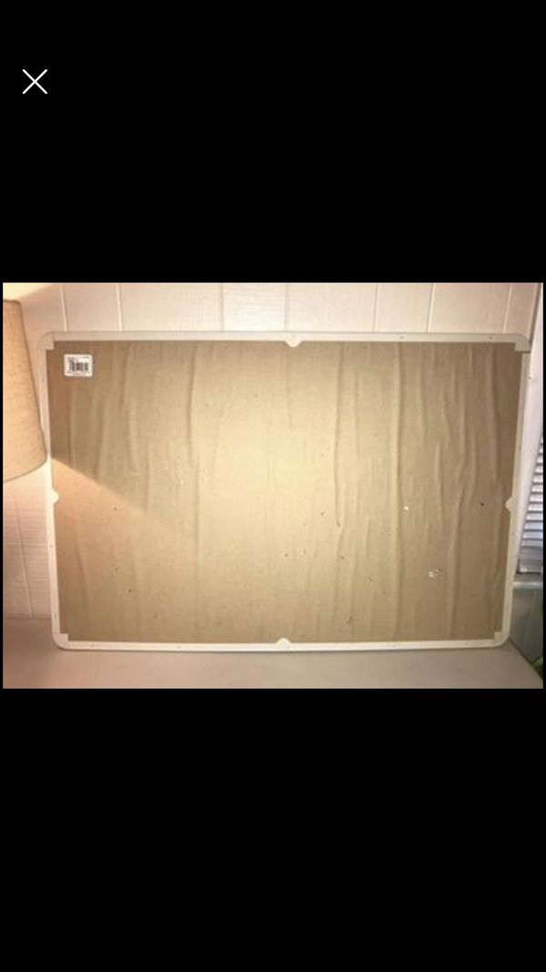 Dry Erase Board w/Glasscoat Planner 24x36