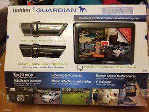 Uniden guardian G755 wireless video system. for Sale in Black Diamond, WA