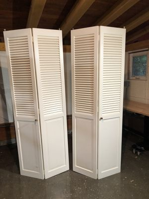 Two bifold doors for Sale in Gig Harbor, WA