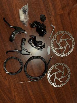 Bike Disk Break Kit - Rujoi brand for Sale in Chula Vista, CA