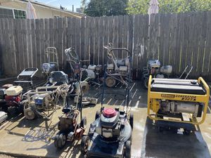 Máquinas for Sale in Fresno, CA