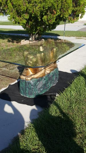 Panther table, from casino, bought for 800 for Sale in Largo, FL