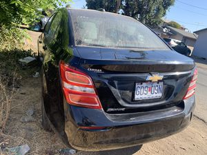 Chevy sonic 2017 only 35,000 miles only for Sale in Stockton, CA