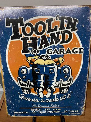 Tool in hand garage for Sale in Lakeland, FL