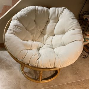 Papas an chair from Pier 1 for Sale in Lexington, KY