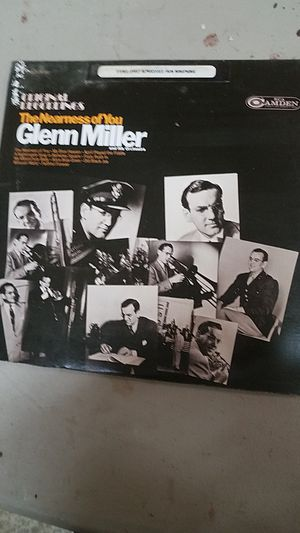 The Glenn Miller band album for Sale in Lakewood, WA