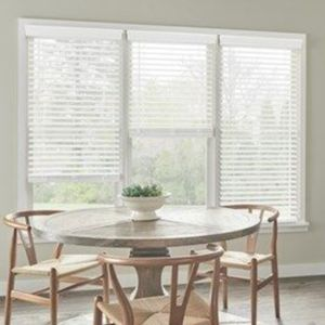 Custom Faux Wood 2in Blinds for Sale in Cumberland, VA