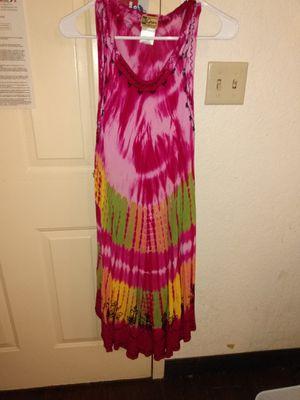 Tie dye 👗 dress for Sale in Cherry Hill, NJ
