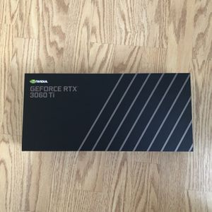 BRAND NEW NVIDIA GeForce RTX 3060ti Founder's Edition for Sale in Fairfax, VA