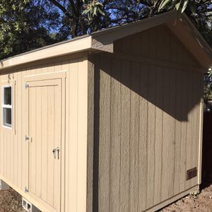 Shed 10x12 (8ft) Walls for Sale in San Antonio, TX
