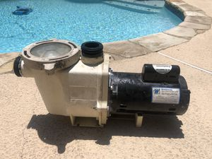 Pentair Whisperflo 2 HP for Sale in Plano, TX