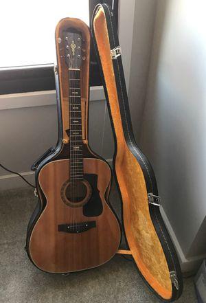 Custom Japanese shop acoustic guitar for Sale in Arlington, VA