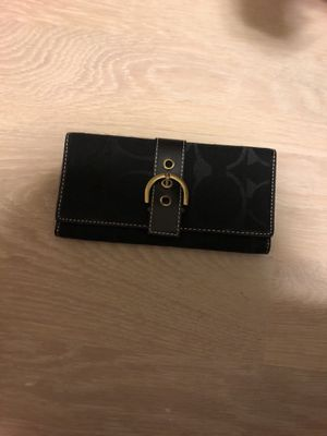 Coach wallet for Sale in Sudbury, MA