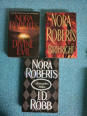 Nora Roberts Novels for Sale in Newburgh, IN