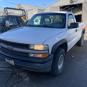 2000 Chevy Silverado 2500 for Sale in San Jose, CA