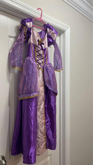 Princess Rapunzel dress for Sale in St. Cloud, FL