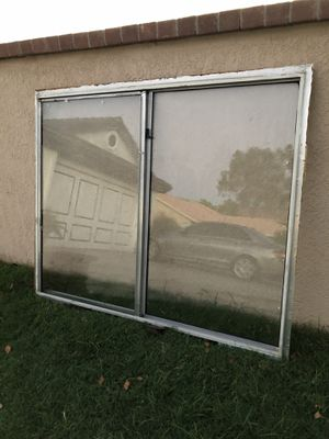 "Large doble glass window 59""wx 48""H for Sale in El Centro, CA"