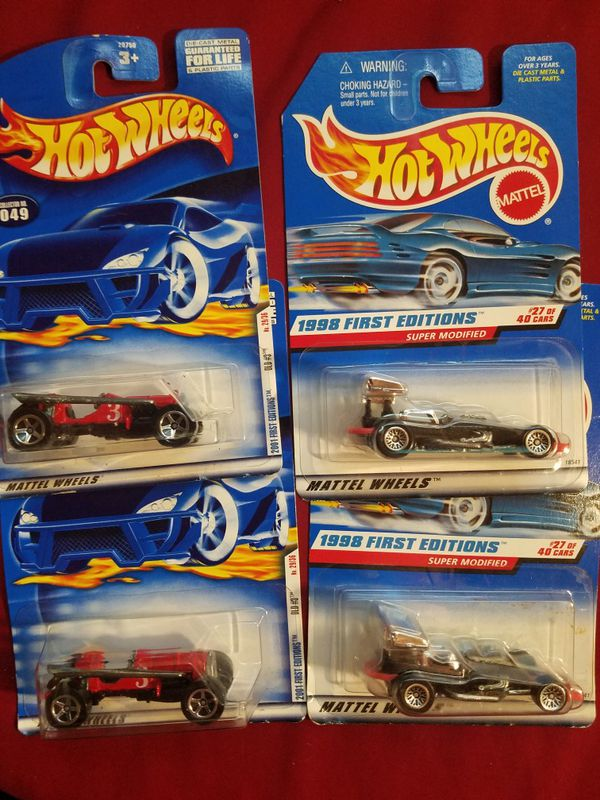 Hot Wheels Dragsters Lot