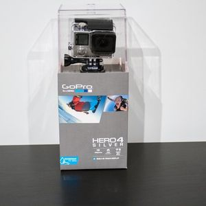 GoPro Hero 4 Sliver for Sale in South El Monte, CA